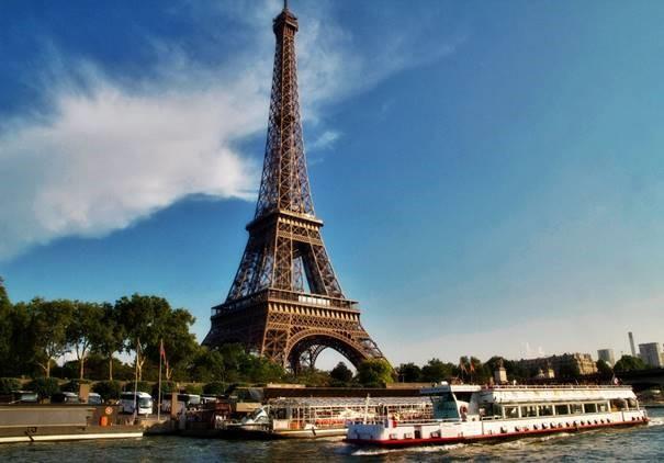 Summer in Paris -20% Promotion