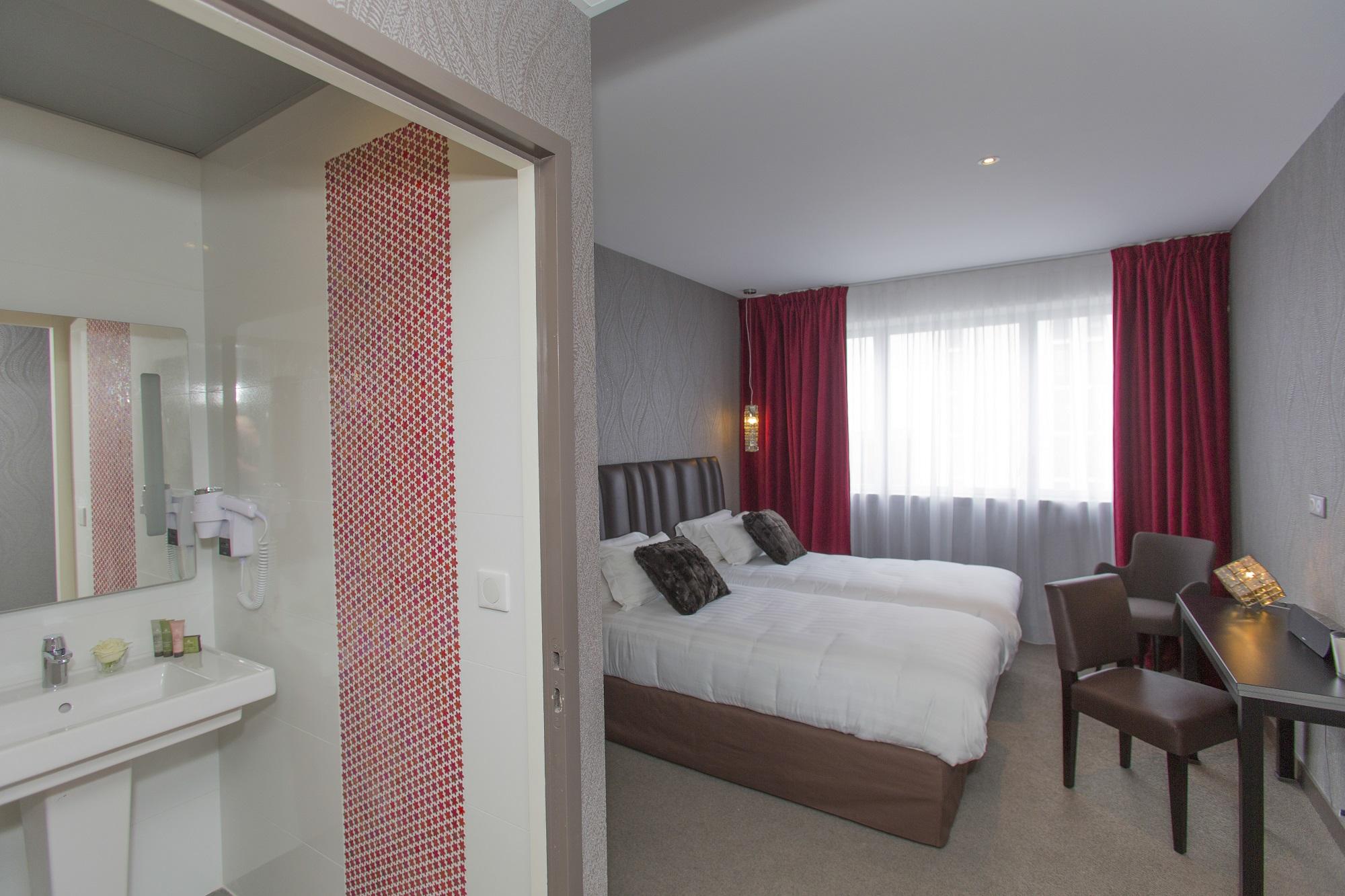 Plus Hôtel Isidore - RENNES à SAINT JACQUES DE LA LANDE