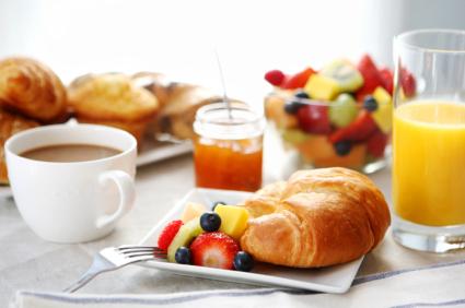 Chambre et petit déjeuner