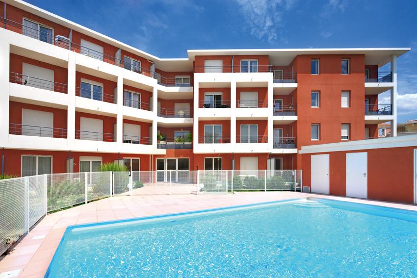 Aix en provence - park&suites aix la duranne à Le tholonet
