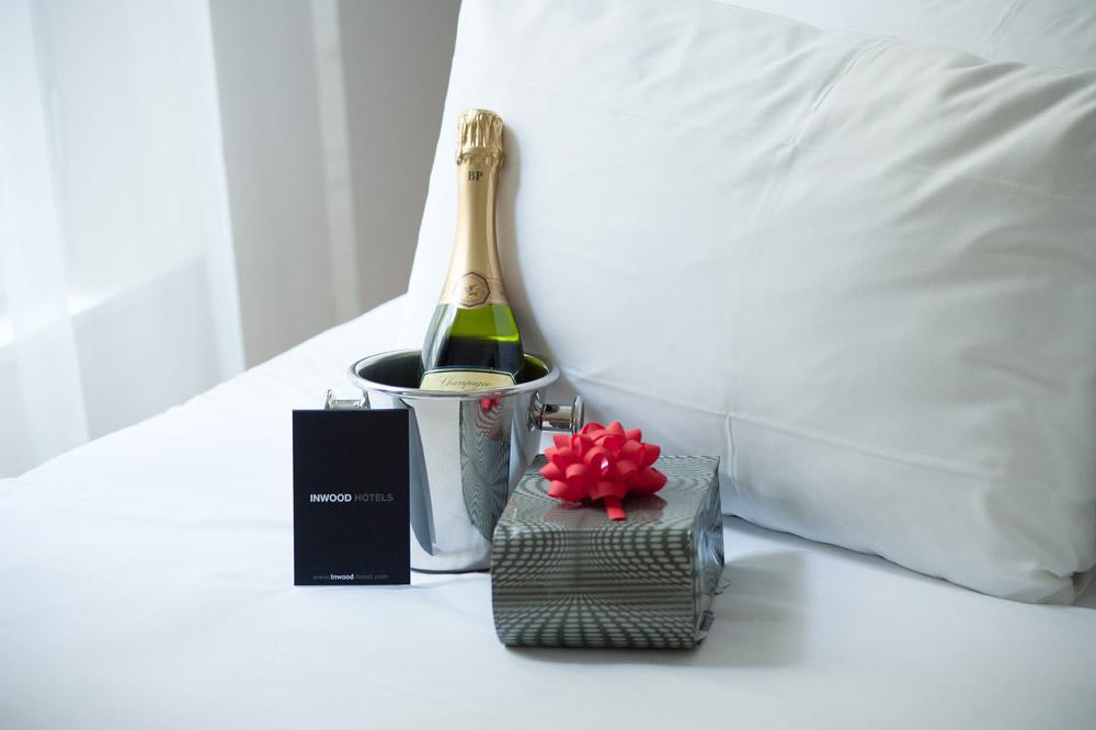Votre anniversaire à l'hôtel Le Tourville...