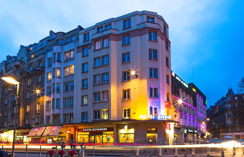 Hotel astrid à Rouen