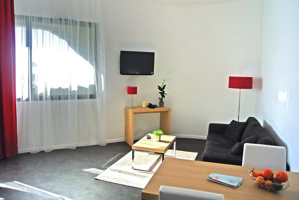 Park & Suites Elegance Montpellier Millénaire à MONTPELLIER