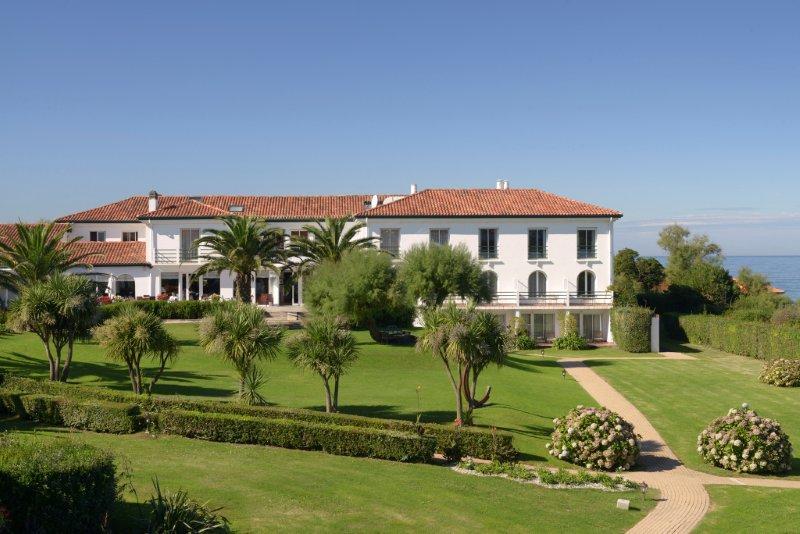 La reserve, hotel 4* hôtels & préférence à Saint jean de luz