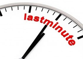 Last Minute Rate