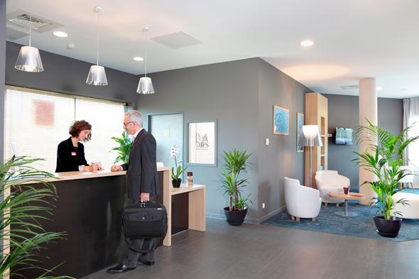 Montpellier - park&suites montpellier millénaire a Montpellier