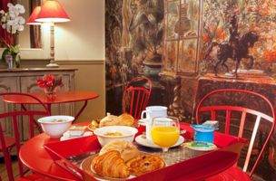 SPECIAL : NON FLEXIBLE, PRE PAID AND BUFFET BREAKFAST INCLUDED