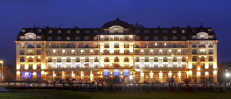 Hôtel barri?re le royal deauville a Deauville