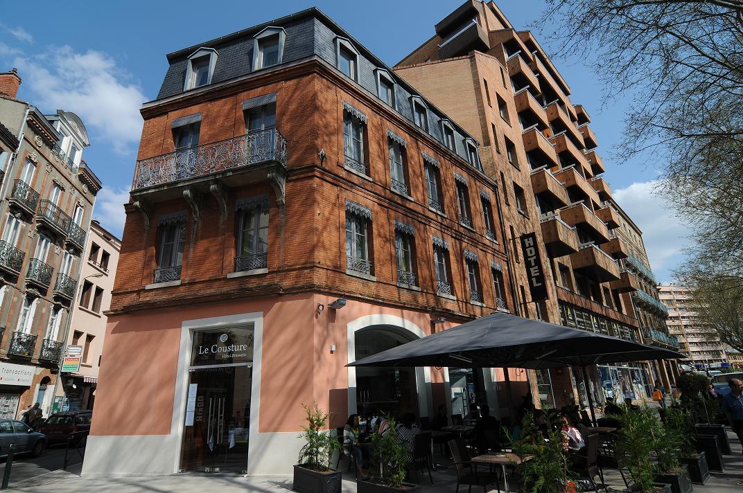 Hôtel le cousture a Toulouse