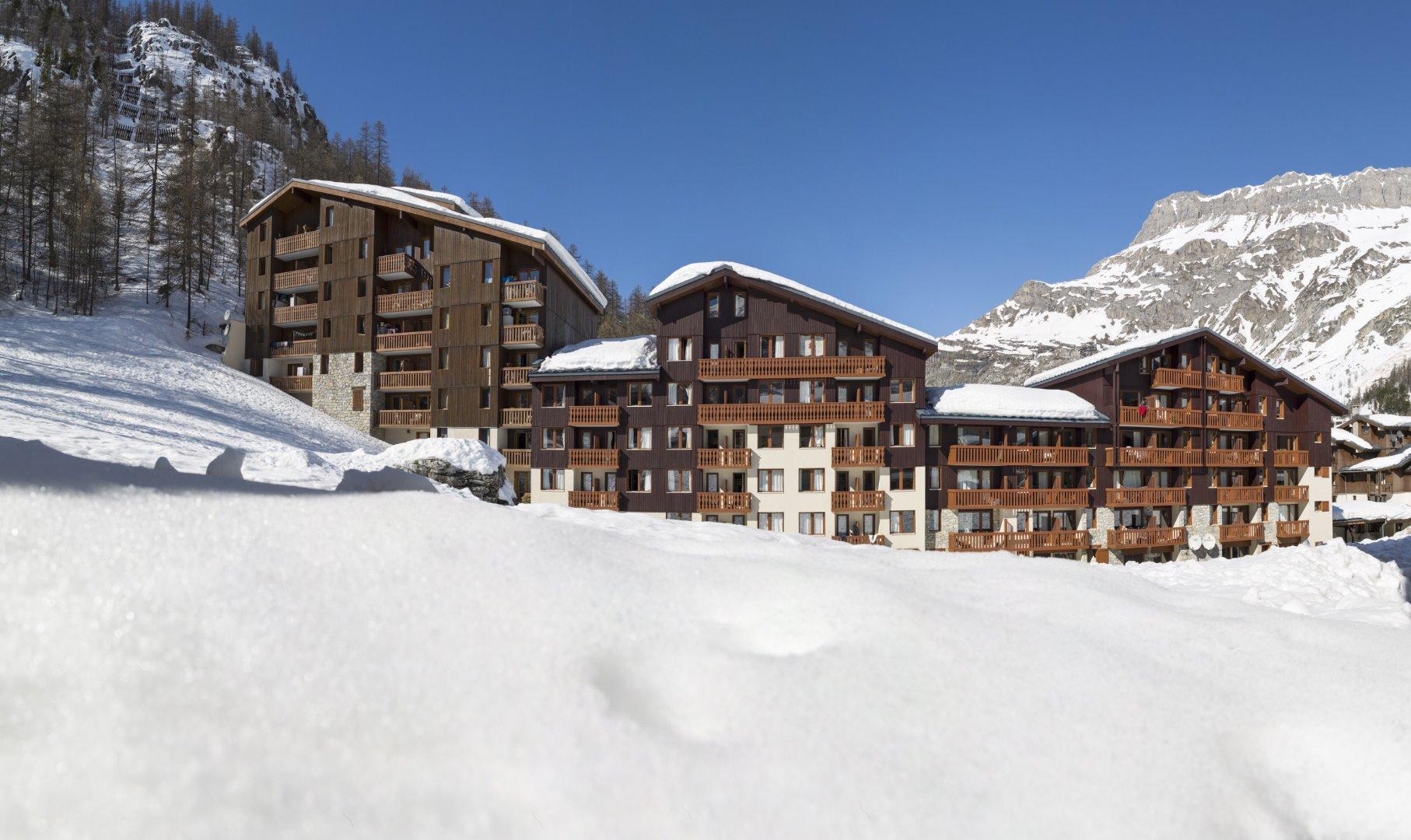 Residence jardins de la balme a Val d'isere