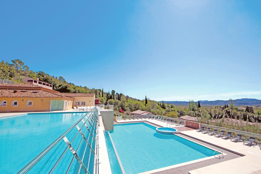 Résidence vacances bleues - le domaine de camiole à Fayence