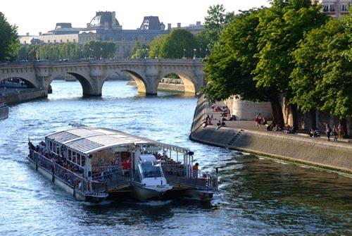 PACKAGE PARIS SUR LA SEINE