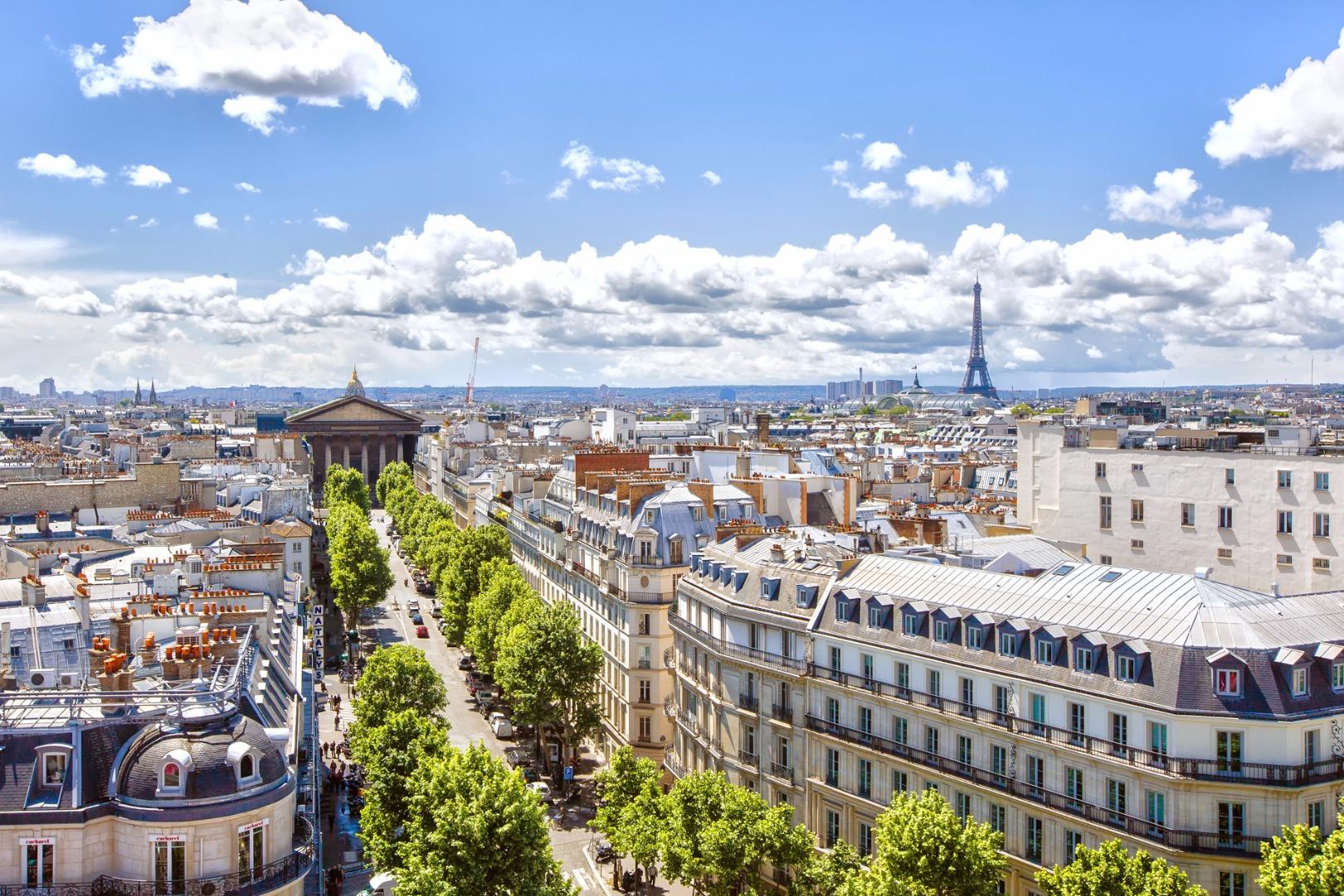 Paris 6e - hotel le montparnasse à Paris