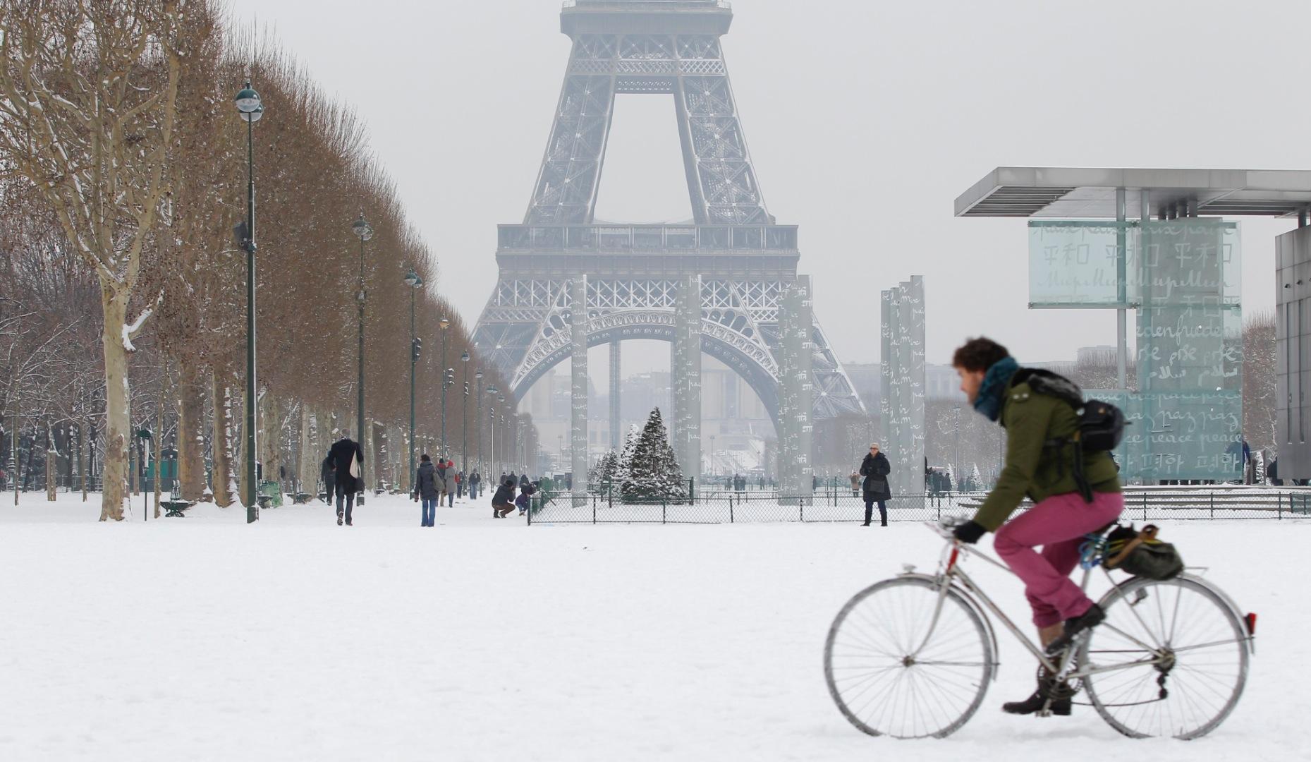 PROFITEZ DE L'HIVER A PARIS