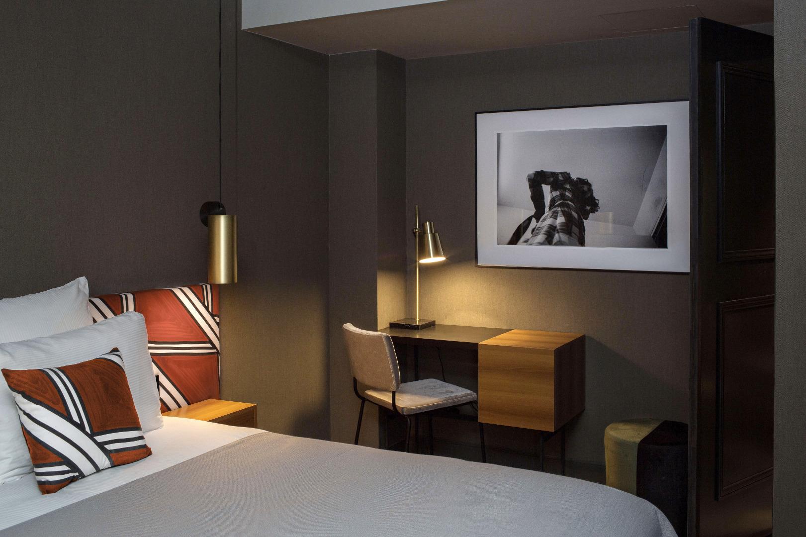 Hotel louvre piemont a Paris