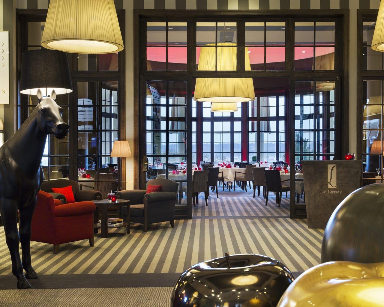 Hôtel Barrière L'Hôtel du Golf Deauville à