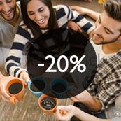 EXCLU WEB : JUSQU'A 20% DE REDUCTION