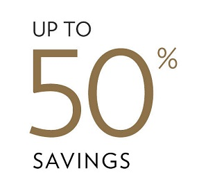 Opening Super Saver - up to 50% Discount