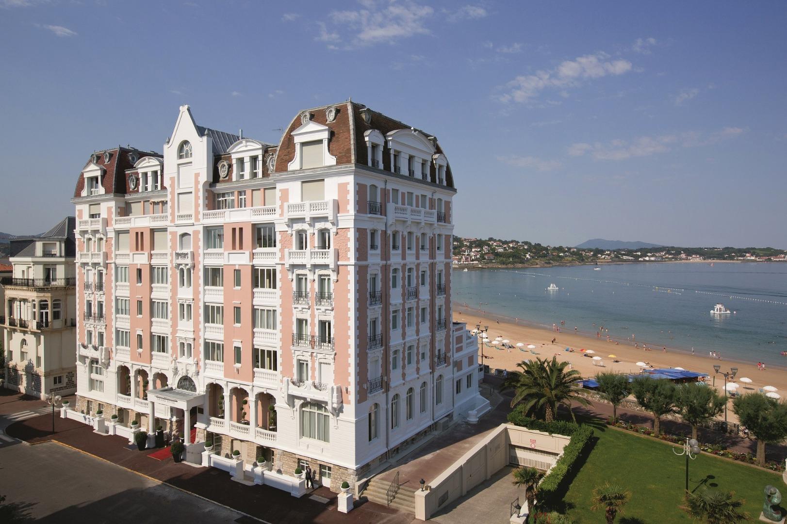 Grand Hotel Thalasso et Spa in SAINT JEAN DE LUZ