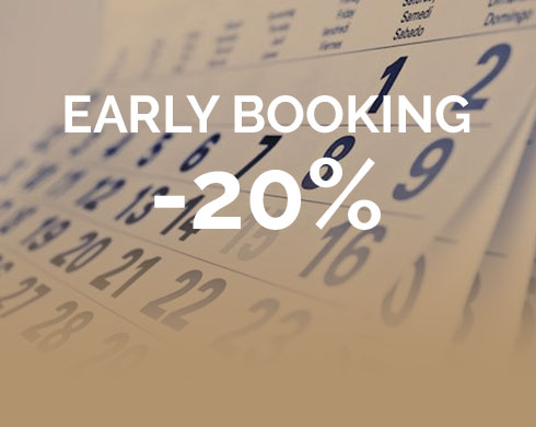 Book now and get 20% discount !