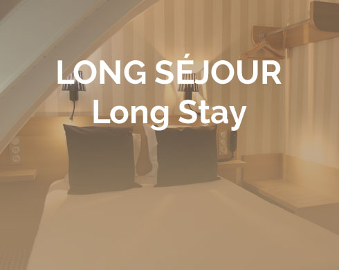 Longer you stay Less you pay -25%