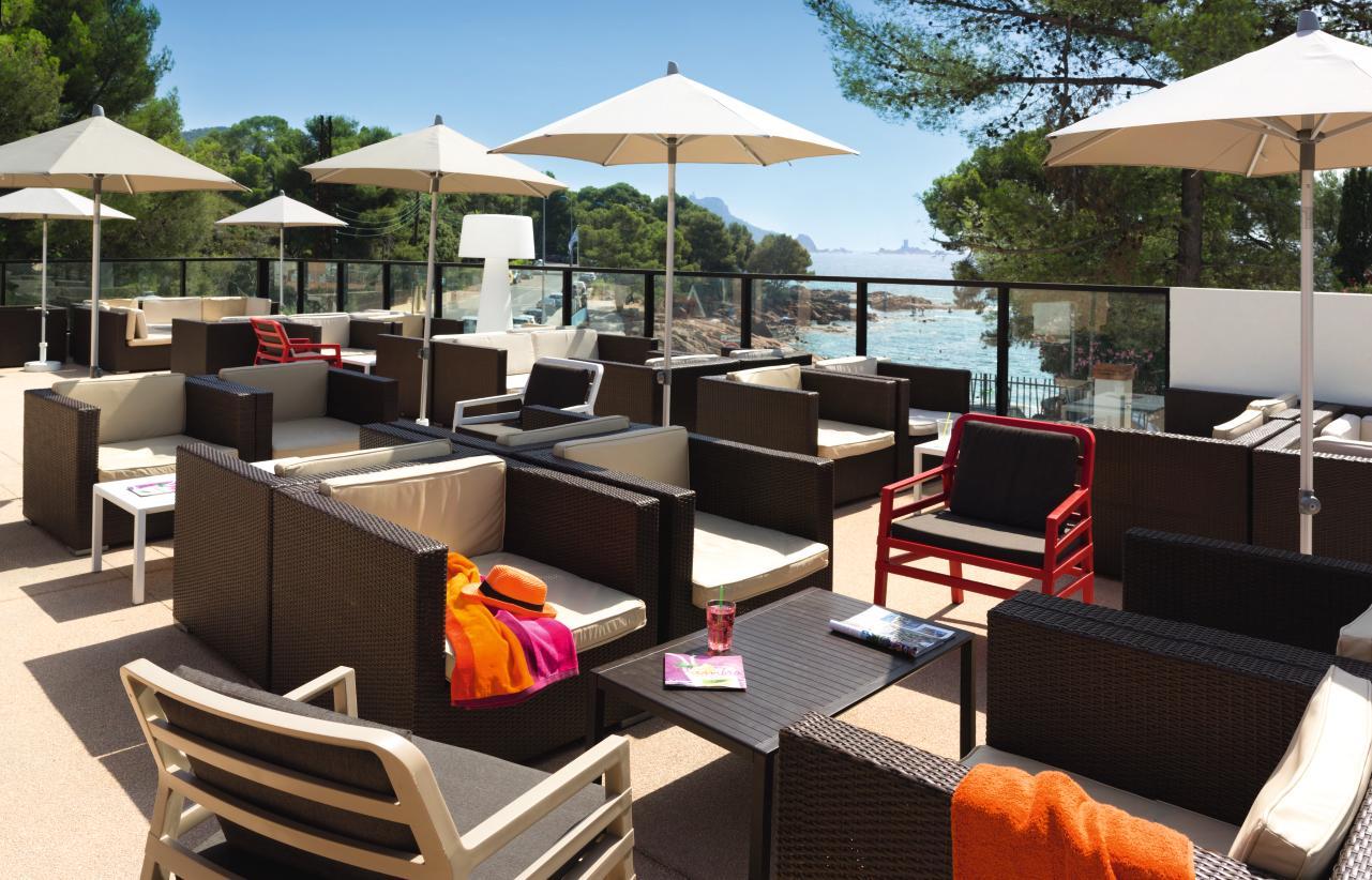 Soleil Vacances Résidence Club les Chênes Verts à SAINT RAPHAEL