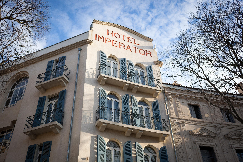 Hotel imperator a Nimes