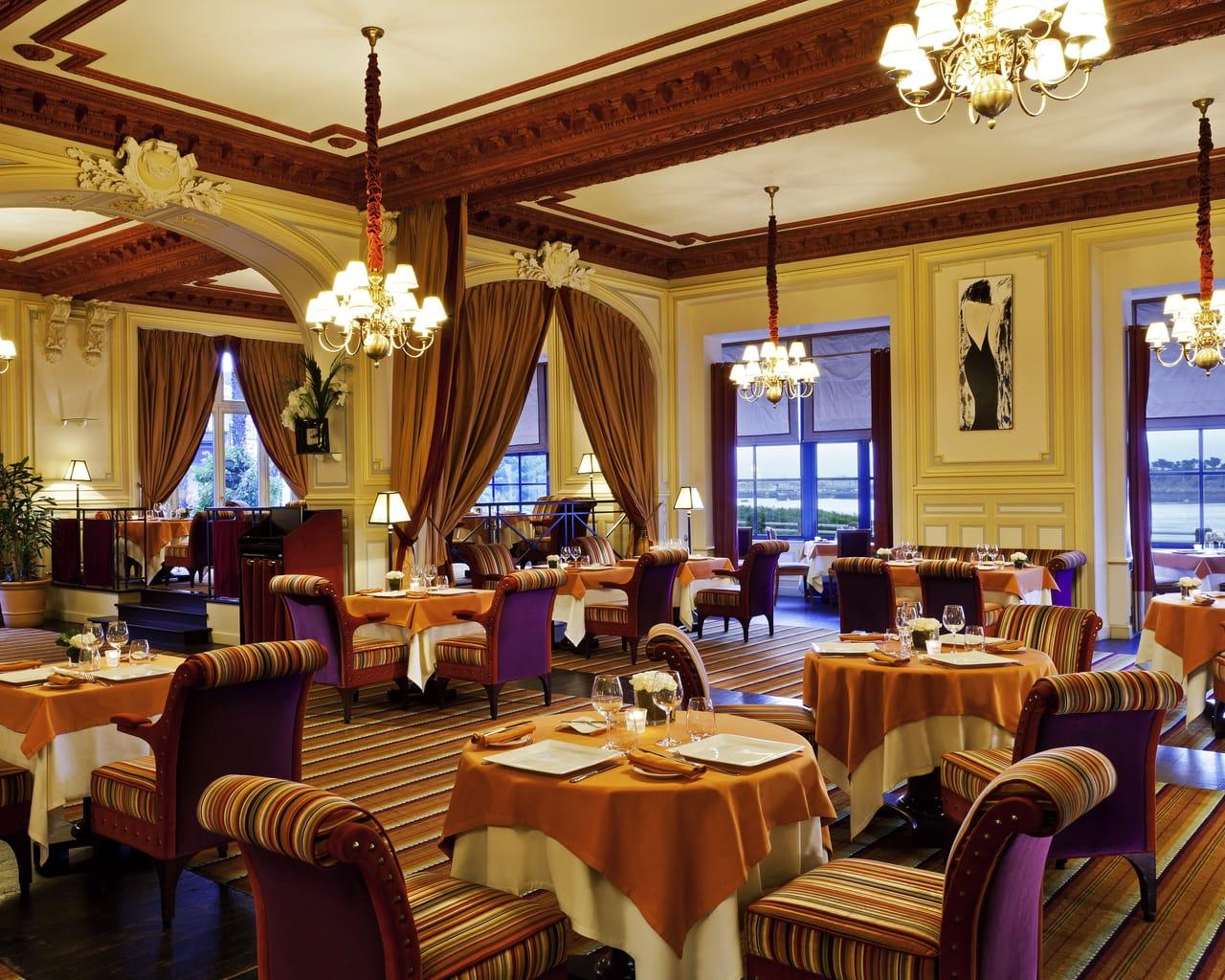 Hôtel Barrière Le Grand Hôtel Dinard à