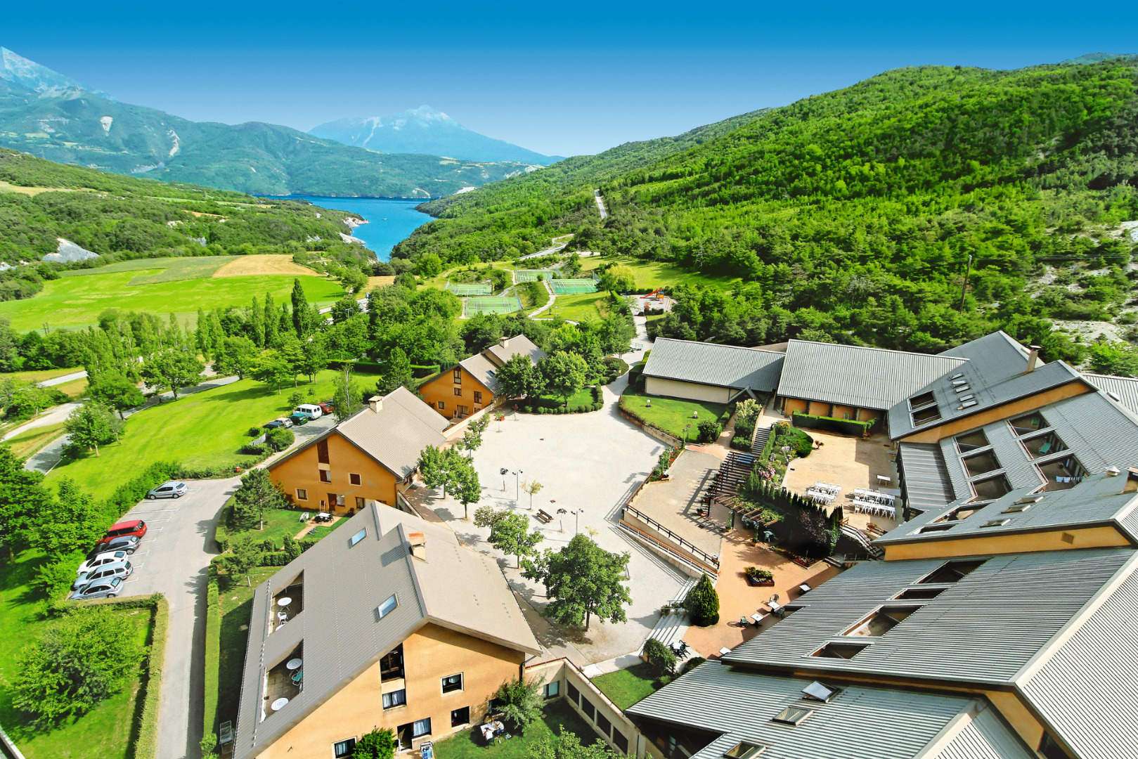 Hôtel vacances bleues - serre du villard à Chorges