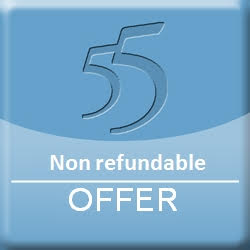 NON REFUNDABLE OFFER