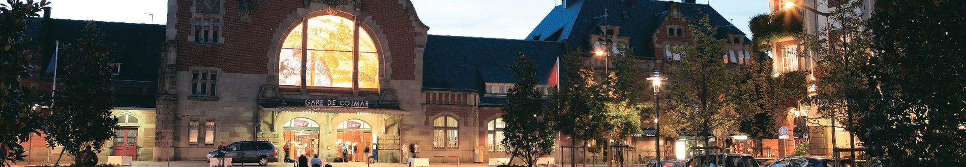 Best western grand hôtel bristol à Colmar