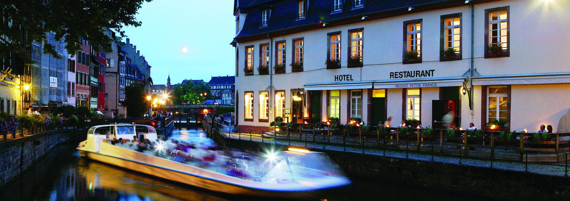 Hôtel régent petite france  spa à Strasbourg