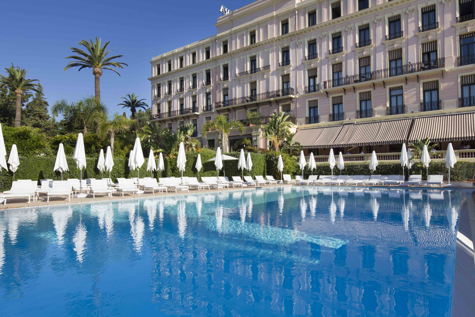 Hotel royal-riviera à Villefranche sur mer