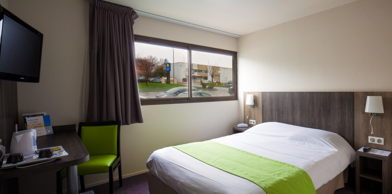 Comfort hotel toulouse sud in Ramonville saint agne