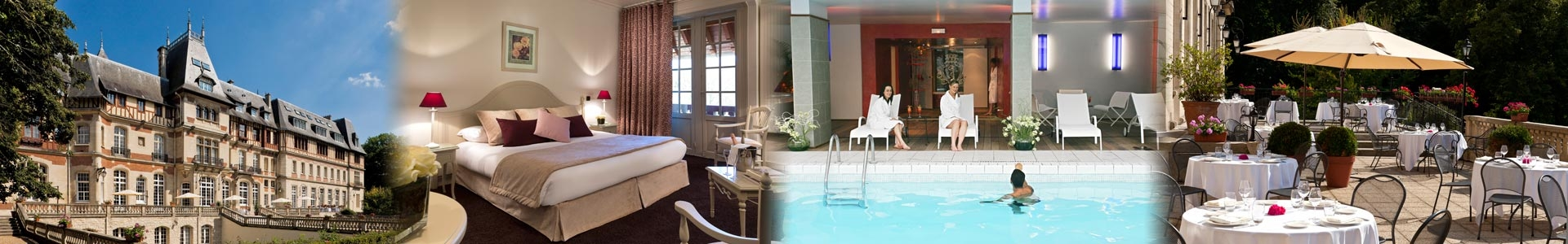 Hôtel vacances bleues - chateau de montvillargenne à Gouvieux