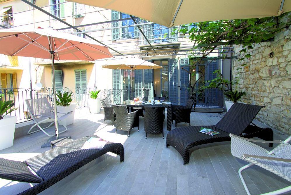 Villa annette à Cannes