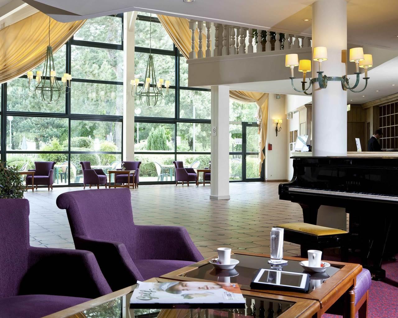 Najeti Hôtel du Parc à NEUFCHATEL HARDELOT