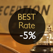 ADDITIONAL DISCOUNT : 5% OFF