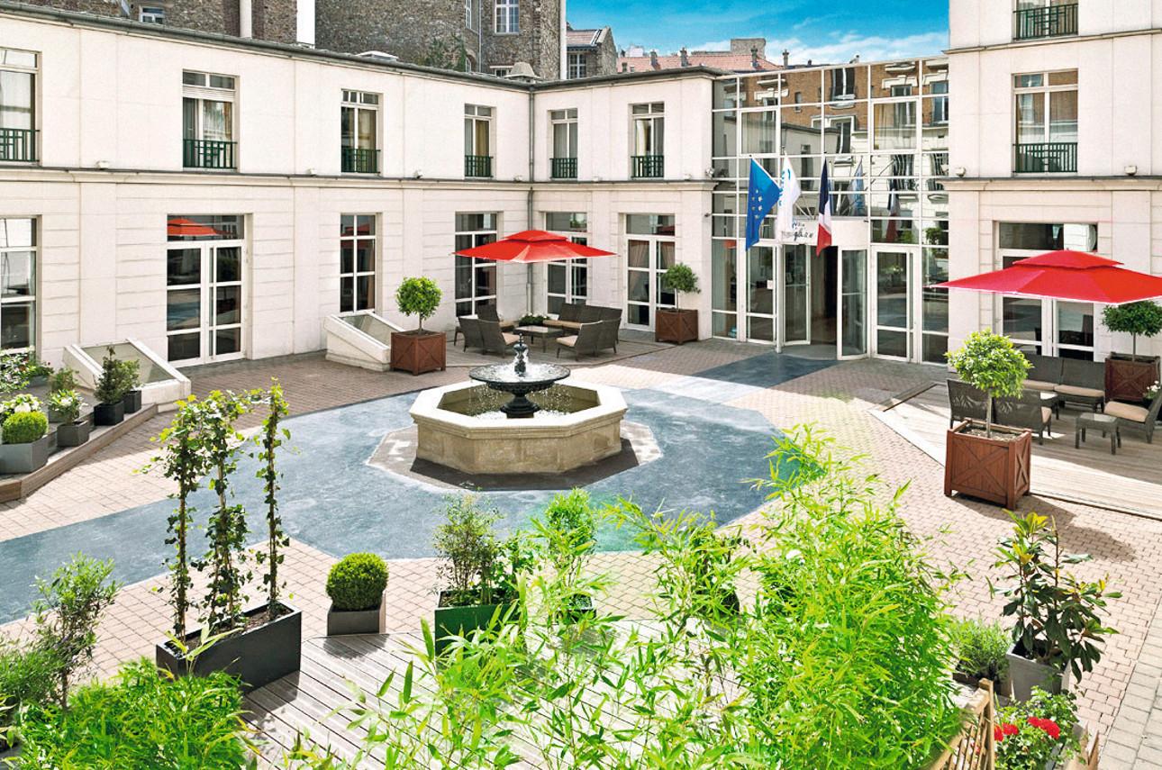 H?tel vacances bleues - villa modigliani à Paris