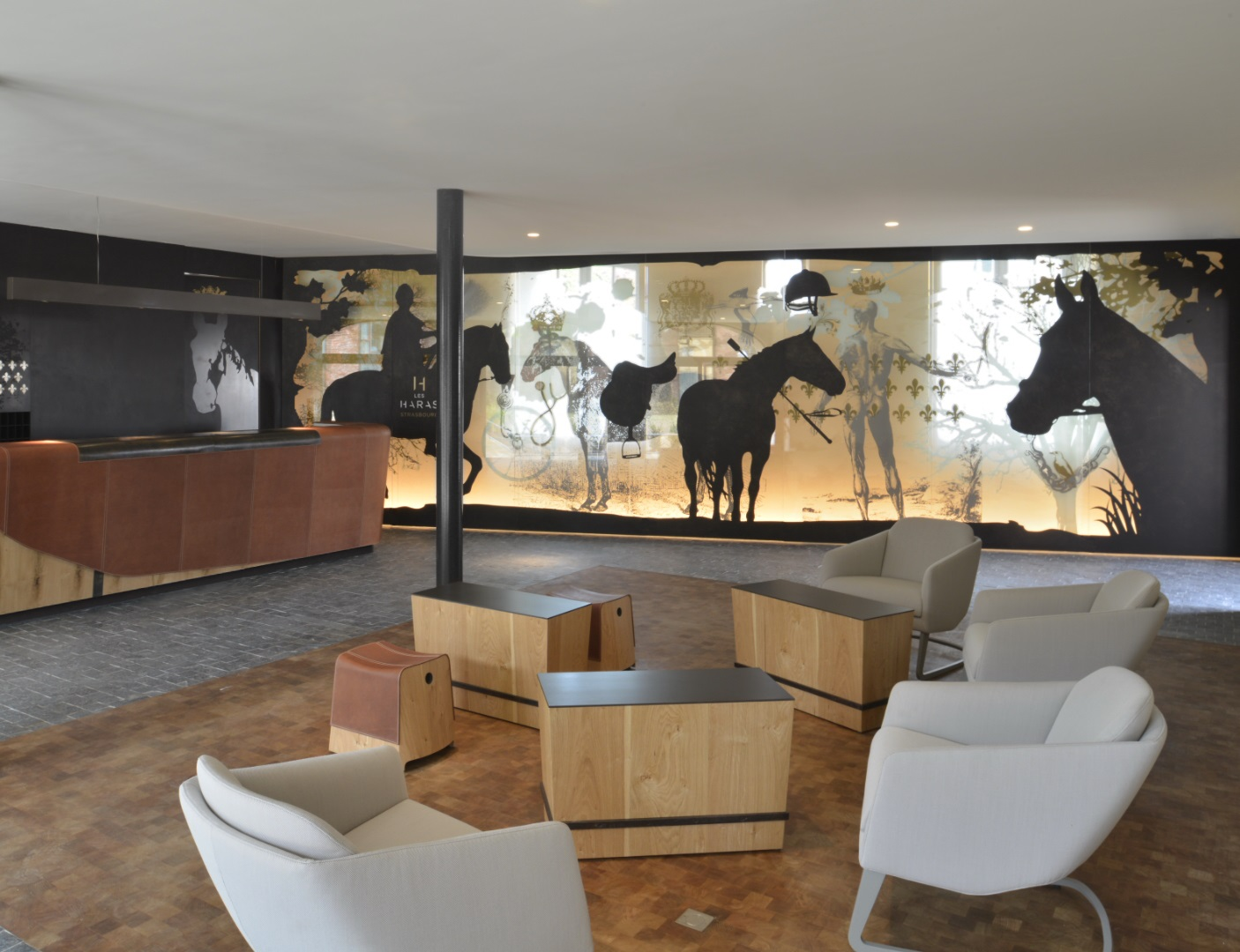 Hôtel Les Haras à STRASBOURG