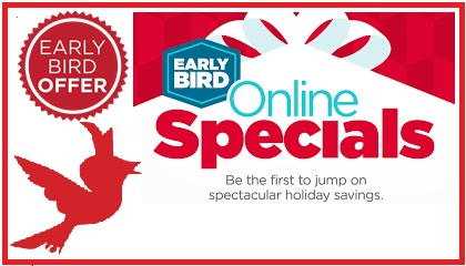 Early Bird: Up to 20% OFF