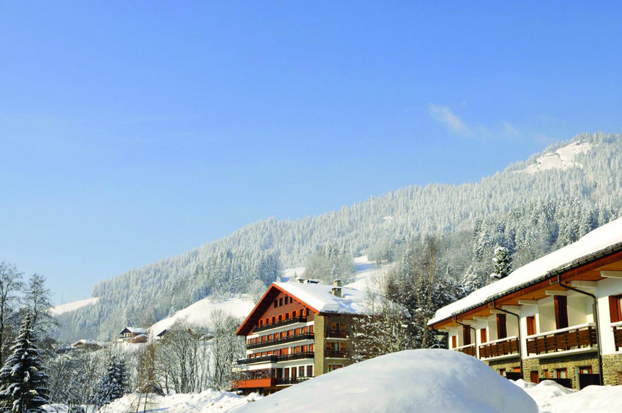 Hôtel vacances bleues - les chalets du prariand à Megeve