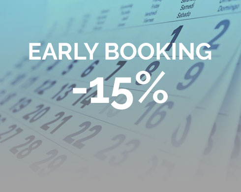 Early booking - Non cancellable rate