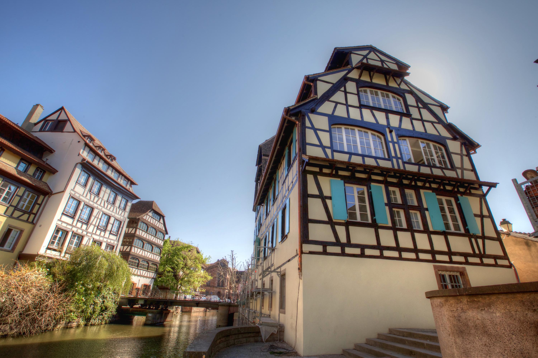Pavillon régent petite france à Strasbourg
