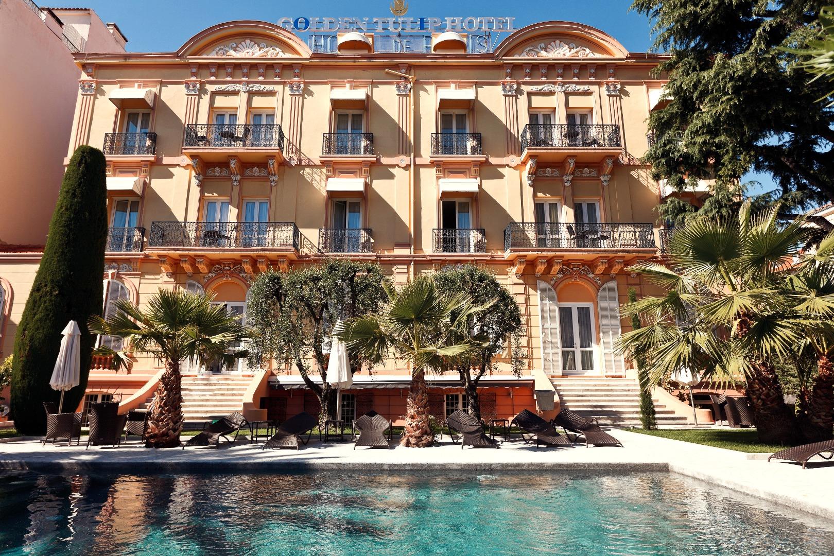 Hotel de paris cannes à Cannes