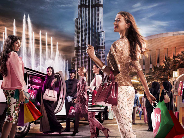 Dubai Shopping Trip Package