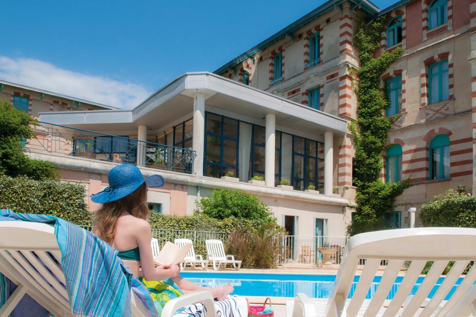 Résidence Vacance Bleues - Villa Regina à ARCACHON