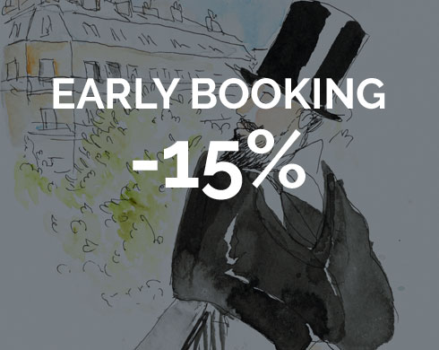 -15% off for an unforgetable stay