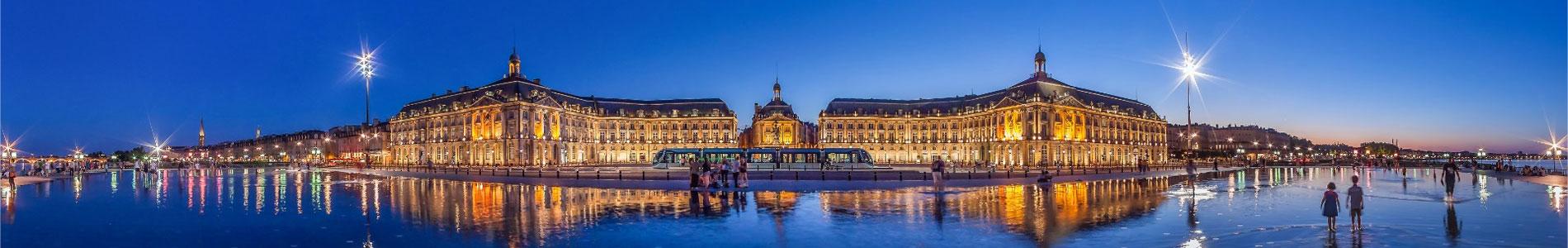 Plus hôtel gare saint jean à Bordeaux