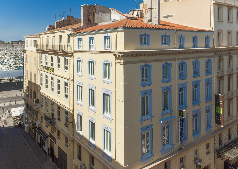 Hotel Carre Vieux Port Marseille à MARSEILLE